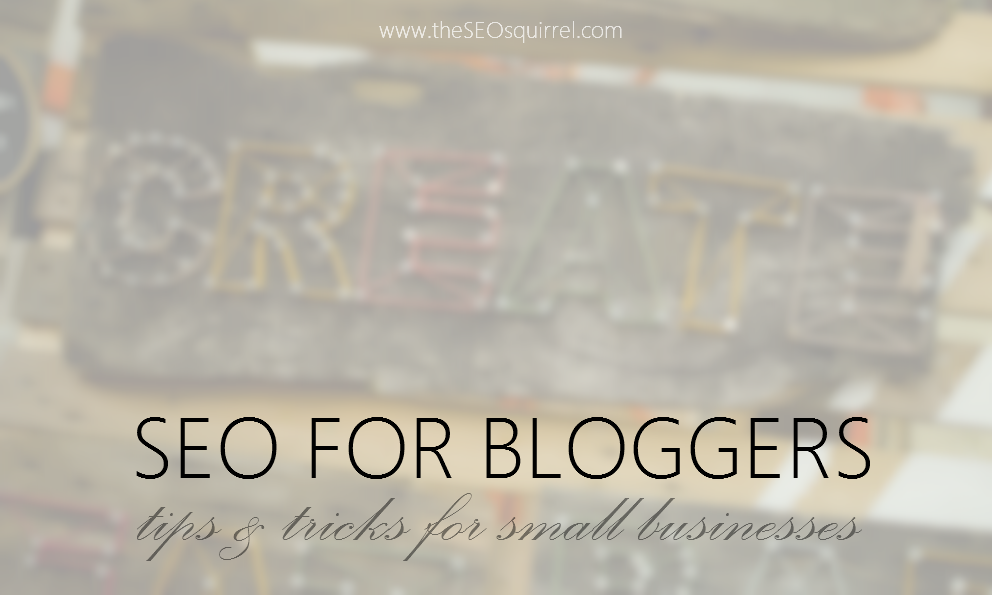 SEO for Small Businesses | SEO Tips & Tricks – Blogging SEO Checklist
