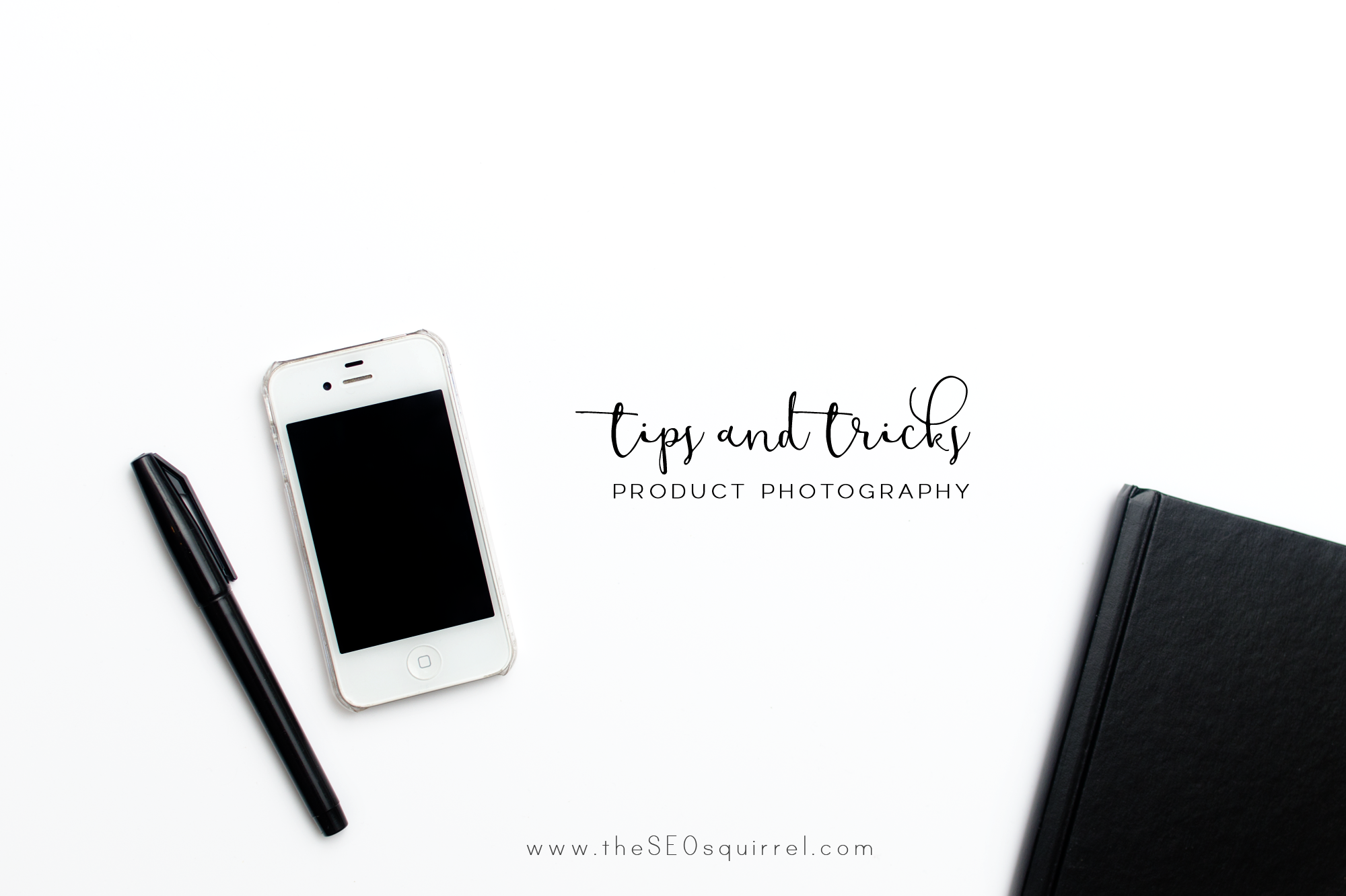 Product Photography for Small Businesses